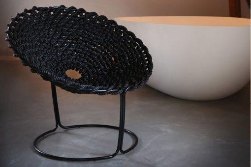 Studio Rik ten Velden - Femme chair - Black | Black